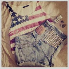 Awesome Country Girl Summer Outfit <3