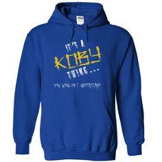 Koby - T-Shirt, Hoodie, Sweatshirt