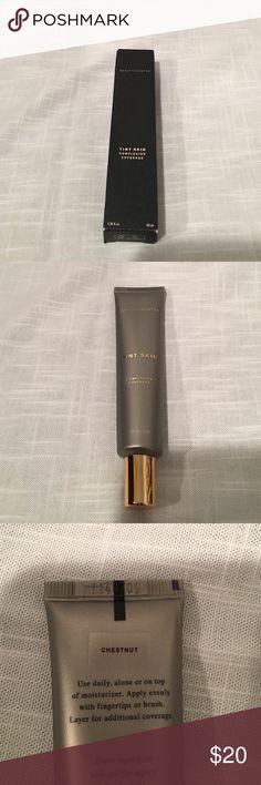 Beautycounter Tint Skin in Honey NIB Beautycounter Tint Skin Complexion Coverage in Chestnut NIB Beautycounter Makeup Foundation