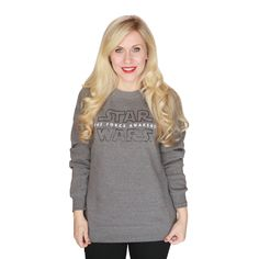 Force Awakens Grey Pullover