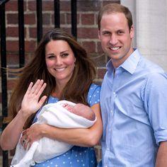 Prince George Alexander Louis of Cambridge! Wesley's future BFF!