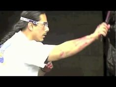 Apache Knife Fighting-Founder By Robert Redfeather Training DVD Volume 2 - YouTube