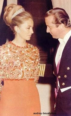 King Albert and Queen Paola of Belgium