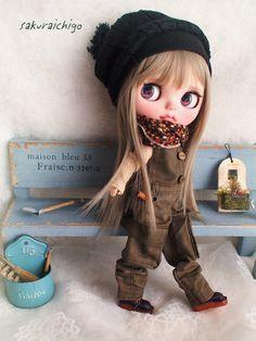 Pretty Dolls, Cute Dolls, Beautiful Dolls, Blythe Dolls, Ooak Dolls, Bratz, New Dolls, Little Doll, Doll Repaint