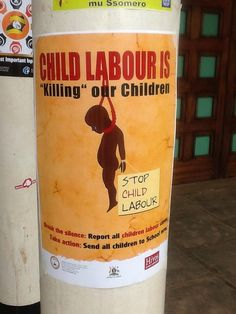 Twitter / amyfallon: World Day against Child Labour ...