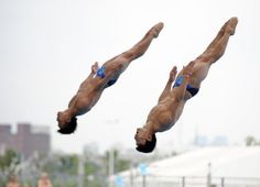 Men's 3m Springboard preliminary round - 14th FINA World Championships