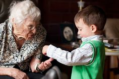 Pin for Later: 18 Ways Caring For a Toddler and Caring For an Elderly Person Are Very, Very Similar They Have a Hard Time Keeping Track of Things Have you seen my _____? Can you help me find my _____?  Source: Flickr user Loren Kerns