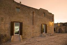 Design hotel Basiliani  Matera