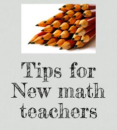 First Day Of School Worksheets 1st Grade Excel In Math You Have To Remember  Math Articles  Pinterest  Math  Grade 3 Math Worksheets Canada Excel with Wave Calculations Worksheet Pdf Tips For New Math Teachers Httpwwwmathgoodiescom 5th Grade Language Arts Worksheets Free
