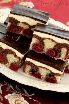 Serbian Recipes, Polish Recipes, Wedding Desserts, Food Cakes, Baking Tips, Mini Cakes, No Bake Desserts, Food To Make, Cake Recipes