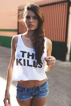 "worldfam0us: ""Kyra Santoro | Instagram | Tumblr"""