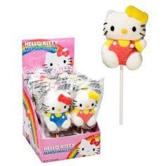 Hello Kitty Marshmallow Pop (Display)