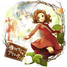 Arrietty and Sho 3 by solidmx.deviantart.com (http://browse.deviantart.com/?q=arrietty=144#/d45r6j9)