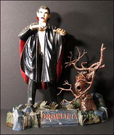 Aurora Models monster kit...Dracula