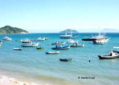 Praia do Canto - Armacao de Buzios, Brazil.