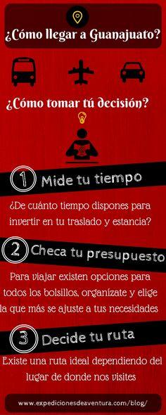 Razones que debes considerar para llegar a Guanajuato