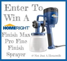 Stain A Fence Like A Boss {Paint Sprayer Giveaway!}
