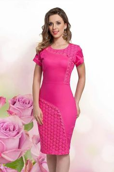 Rosa fuscia