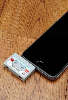 Cassette Earphone Splitter | FOREVER21 - 1000118462