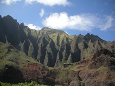Kauai's Na Pali Coast!