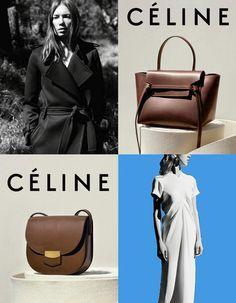 Celine collezione borse autunno inverno 2015 2016