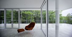 The Olnick Spanu House by Alberto Campo Baeza Architects | HomeDSGN
