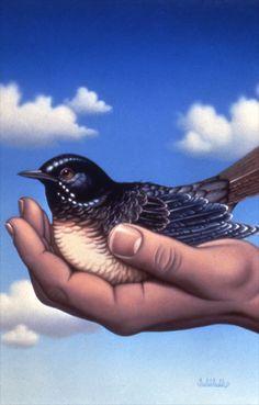 Braldt Bralds: A Bird in the Hand...
