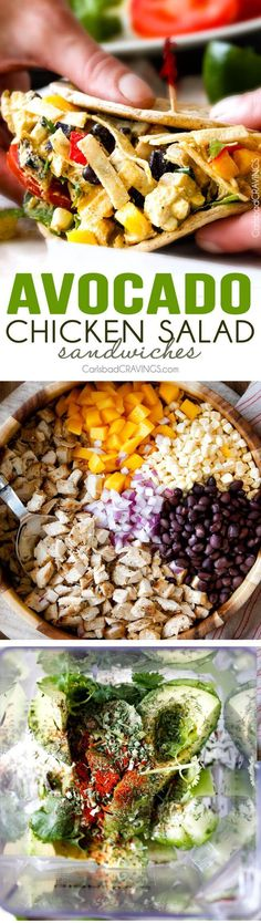 ... on Pinterest | Sandwiches, Chicken burrito recipes and School lunch