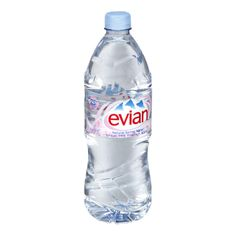 I'm learning all about Evian Natural Spring Water at @Influenster!