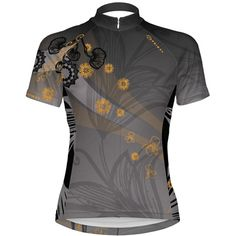 Drift Smoke Women's Cycling Jersey