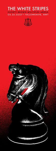 The White Stripes (Yellowknife) | Animal Rummy