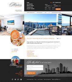 Holiday Holiday -  Hotel website. http://www.holidayholiday.com.au