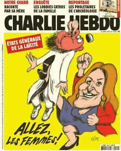 Charlie Hebdo, Satire, Caricature, Comics, Reading, Shit Happens, Cartoons, Comic Books, Orange
