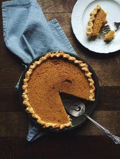 Supper with Michelle: Pumpkin Buttermilk Pie