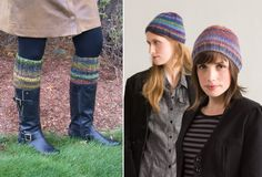 Camelot Accessories, free patterns at ClassicEliteYarns.com