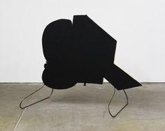Peter Coffin - Sculpture Silhouette Prop (L. Clark 'Raw Cubismo' 1969)