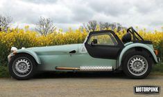 caterham 160 s review exterior picture side