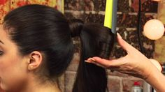 """How to Get a Ponytail Like the Cheerleaders From """"Glee"""" : Mane Street"""