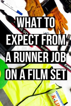 Article Job description of what a runner/pa does on a film set. Filmmaking | Filmmaker Tips