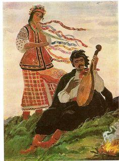 Painted by Ivan Honchar