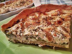Ma Cuisine Végétalienne: Quiche aux poireaux (Vegan)