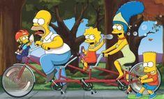 20 formas de recuperar tu energía positiva - Bocalista Ned Flanders, Homer Simpson, The Simpsons, Minions, Actor Secundario, Fox Images, Tony Blair, Lisa, Chris Martin