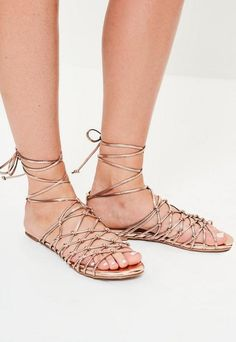 Like this we have more  Gold Knotted Gladiator Sandals - http://www.fashionshop.net.au/shop/missguided/gold-knotted-gladiator-sandals/ #Gladiator, #Gold, #Knotted, #Missguided, #Sandals, #WomensSandals #fashion #fashionshop
