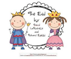The End -- Cause and Effect AND Synonyms Freebie!