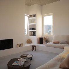"foundbyfleurette: ""Make a house a home. ☁️☁️ @smithmade__ X @fleurette___ soon """
