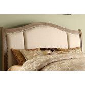 Headboard Found it at Wayfair - Coventry Sleigh Upholstered Headboard