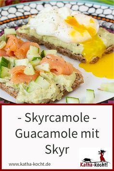 International Food, Creative Food, Guacamole, Diabetes, Dips, Paleo, Germany, Cooking, Breakfast