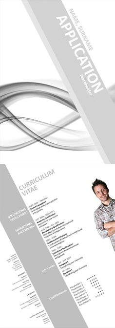well designed powerpoint templates - architecture cv on pinterest cv design resume and