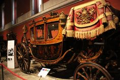 Any travel plans to visit Portugal? The most visited museum in Lisbon is all about royal luxury vehicles from the 17th to 19th centuries. It is the National Coach Museum! #liveportugal #portugal #lisbon #lisboa
