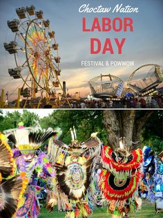 The Choctaw Nation Labor Day Festival & Powwow in Tuskahoma is known for its cultural exhibitions, games, arts, crafts and the myriad of fantastic performers it brings in for the weekend long concert series.